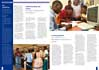 link to pages of DED Uganda Brochure